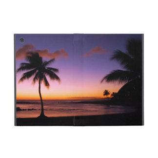Poipu Sunset - Poipu Beach - Kauai - Hawaii iPad Mini Cover