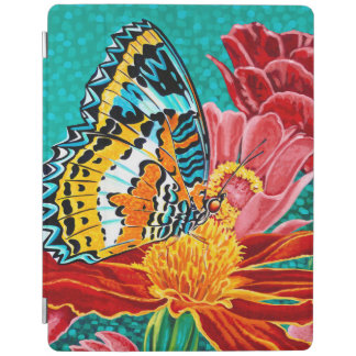 Poised Butterfly I iPad Cover