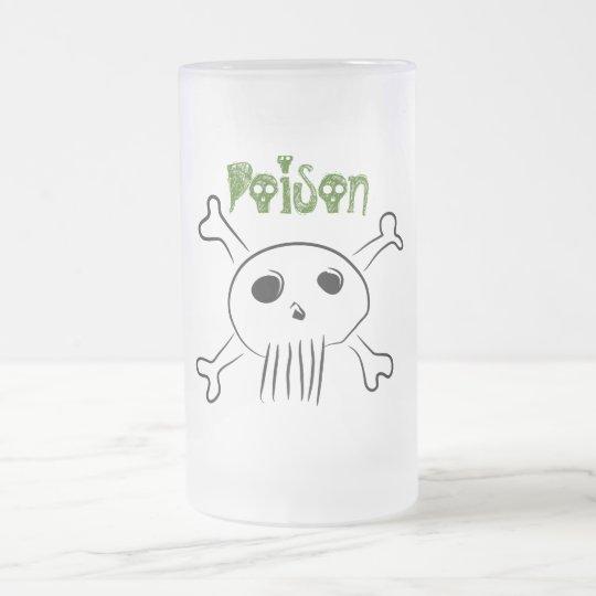 Poison Beer mug