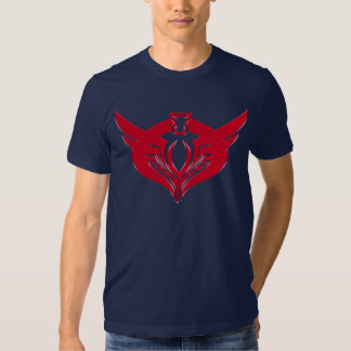 POISON COBRA ARMY [RED+BLUE] TEE SHIRTS