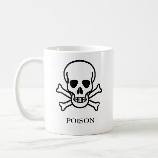 Poison Coffee Mug