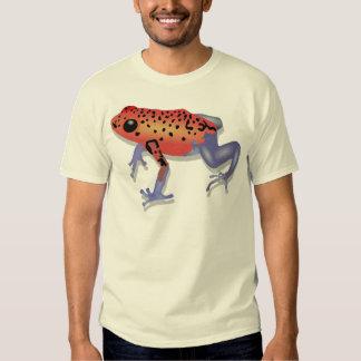 Poison Dart Frog Tshirts