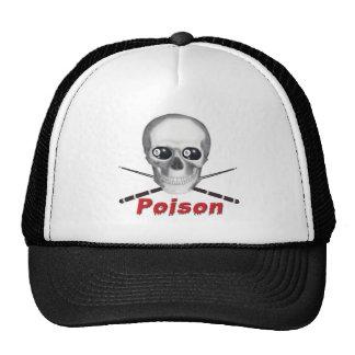 Poison Eight Ball Hat