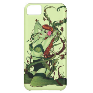 Poison Ivy Bombshell 3 iPhone 5C Case