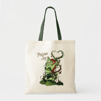 Poison Ivy Bombshell Budget Tote Bag