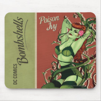 Poison Ivy Bombshell Mousepad
