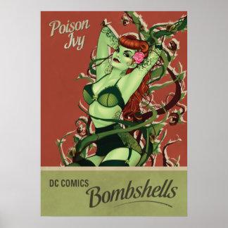 Poison Ivy Bombshell Poster