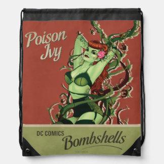 Poison Ivy Bombshell Rucksack