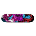 Poison Ivy Skate Board Deck