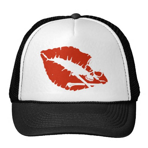 poison lips hats