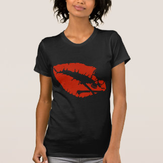 poison lips T-Shirt
