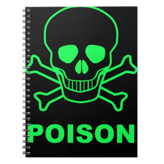 Poison Notebook