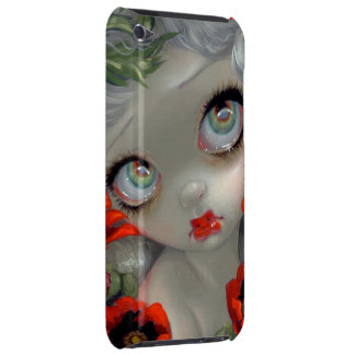 """Poisonous Beauties III: Opium Poppy"" iPod Case Barely There iPod Cover"