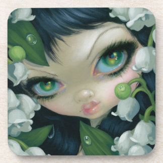 """Poisonous Beauties XI: Lily of the Valley"" Coaste Drink Coasters"