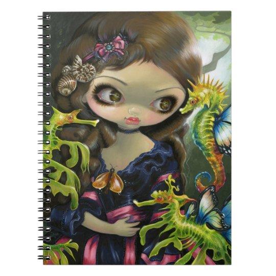 """Poissons Volants: L'Hippocampe"" Notebook"