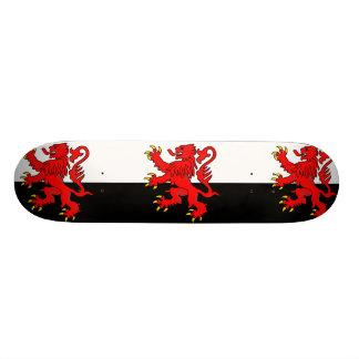 Poitou Charentes (Alternate), France Skateboard Decks