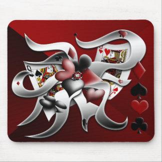 Poker 1 Mousepad Match