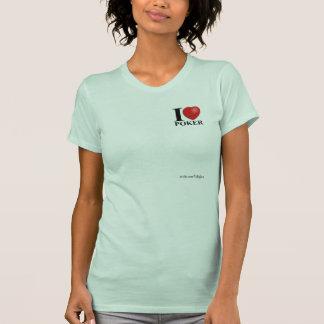 Poker 6 tshirt