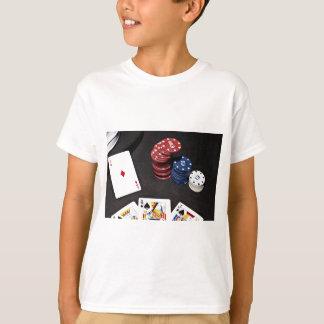 Poker ace bet good hand T-Shirt