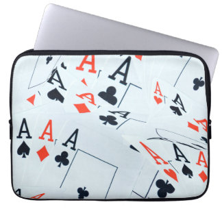 Poker,_Aces,_Cards,_13_inch_Laptop_Sleeve. Laptop Sleeve