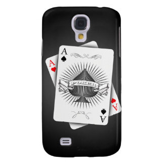 Poker Aces Galaxy S4 Case