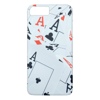 Poker,_Aces,_Tough iPhone 7 Plus Case
