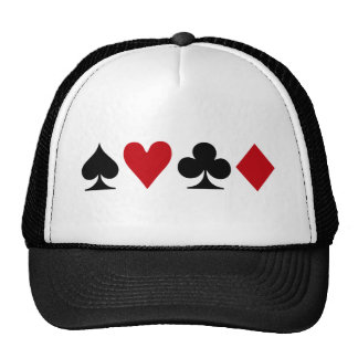Poker Addict Trucker Hat