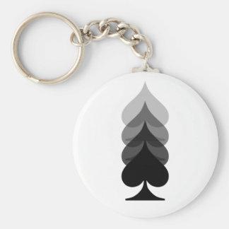 Poker Addict Key Ring