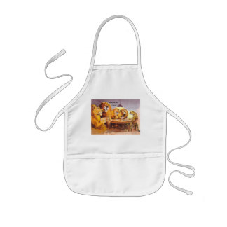 Poker advice kids apron