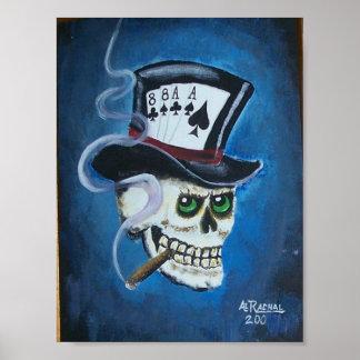 poker art 2 011 poster