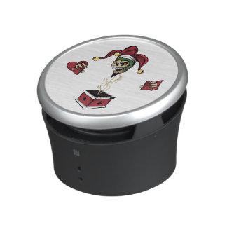 Poker Box Joker Zombie Skull Bluetooth Speaker