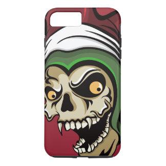 Poker Box Joker Zombie Skull iPhone 7 Plus Case
