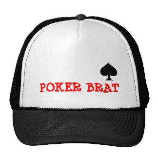 POKER BRAT CAP