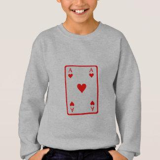 Poker card ace tshirts