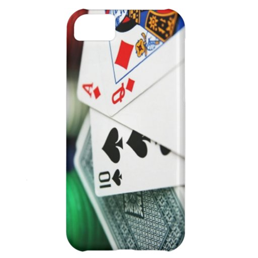 Poker Cards iPhone 5C Cover
