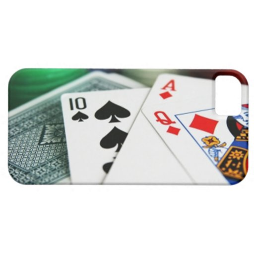 Poker Cards iPhone 5 Covers