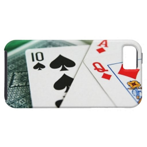 Poker Cards iPhone 5 Cover
