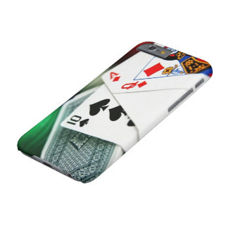 Poker Cards iPhone 6/6s Barely There iPhone 6 Case