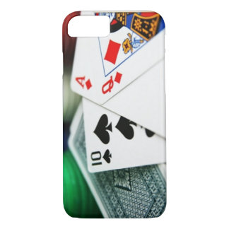 Poker Cards iPhone 8/7 Case