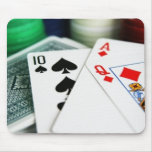 Poker Cards Mouse Pads
