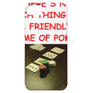 poker iPhone 5 cases