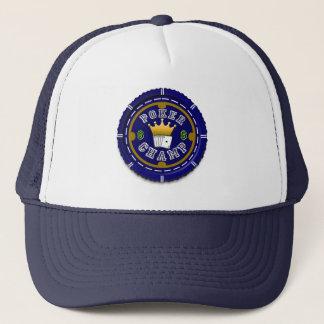 Poker Champ Customized Gifts Trucker Hat