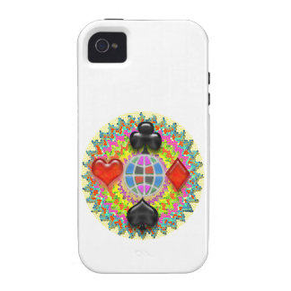 Poker Championship : Festival Giveaway Gifts Case-Mate iPhone 4 Case