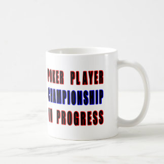 Poker Championship Coffee Mug