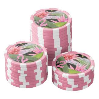 Poker Chip - Miltassia Orchid Poker Chip Set