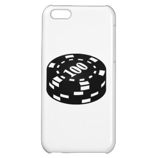 Poker chips 100 iPhone 5C case