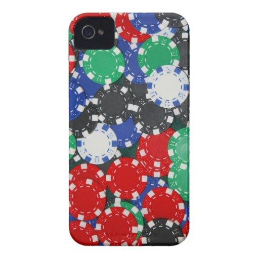 poker chips blackberry bold cover