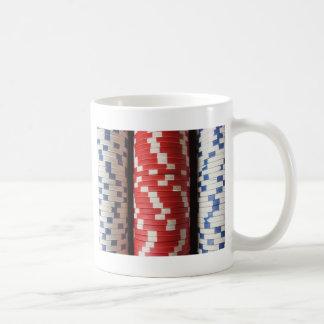 Poker Chips Coffee Mugs