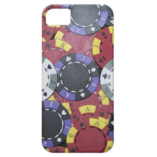 Poker Chips iPhone 5 Covers