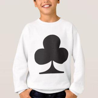 Poker Club Suit Playing Card Sweatshirt